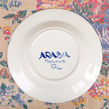 ARABIA アラビア バレンシア スープ皿
