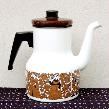 フィネル Finel/アラビア ARABIA リタリ コーヒーポット(1.75L)