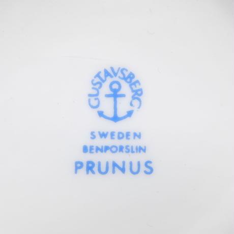 スティグ・リンドベリ Stig Lindberg プルヌス ティーカップ&ソーサー(a)