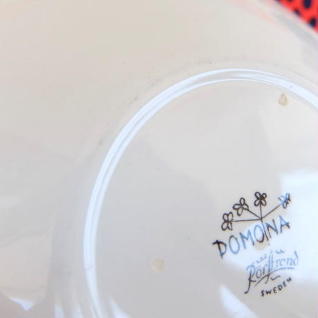 ロールストランド Rorstrand ポモナ スープ皿