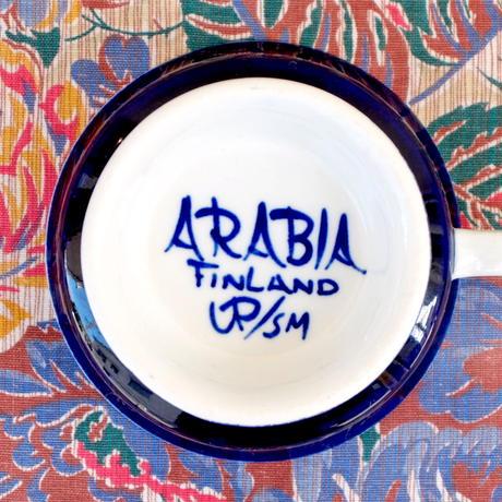 ARABIA アラビア バレンシア ティーカップ&ソーサー