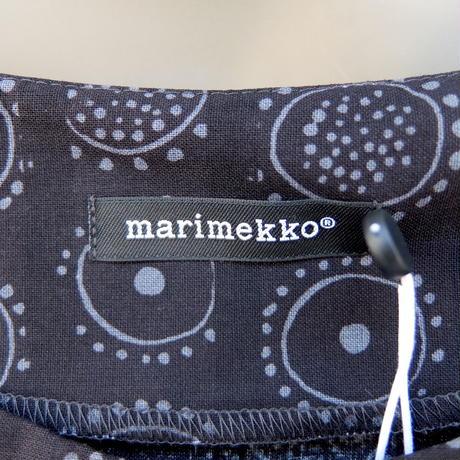 マリメッコ marimekko <Nadja>半袖チュニック(大きいサイズ)