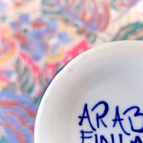 ARABIA アラビア バレンシア デミタスカップ&ソーサー