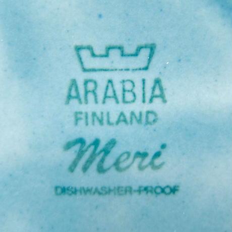 ARABIA アラビア メリ ティーカップ&ソーサー