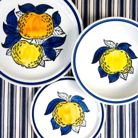 ARABIA アラビア スープ皿(フルーツ)