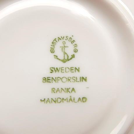 スティグ・リンドベリ Stig Lindberg ランカ コーヒーカップ&ソーサー