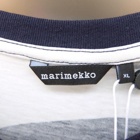 マリメッコ marimekko <Jokeri>半袖ワンピース