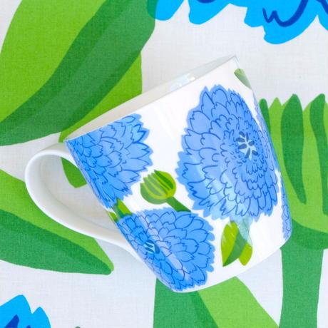 イッタラ Iittala × マリメッコ marimekko <Primavera>マグカップ(フィニッシュブルー)