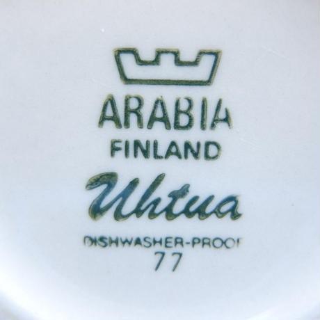 ARABIA アラビア ウートゥア マグカップ