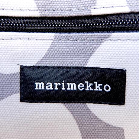 マリメッコ marimekko <Pieni Unikko>トートバッグ(グレー)日本限定