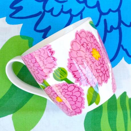 イッタラ Iittala × マリメッコ marimekko <Primavera>マグカップ(ピンク)