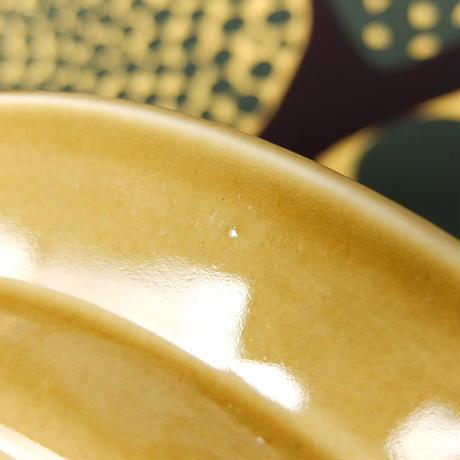 ARABIA カラ フィッシュプレート(L)