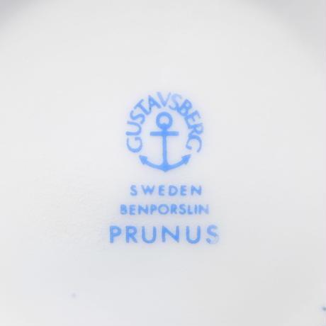 スティグ・リンドベリ Stig Lindberg プルヌス ティーカップ&ソーサー(b)