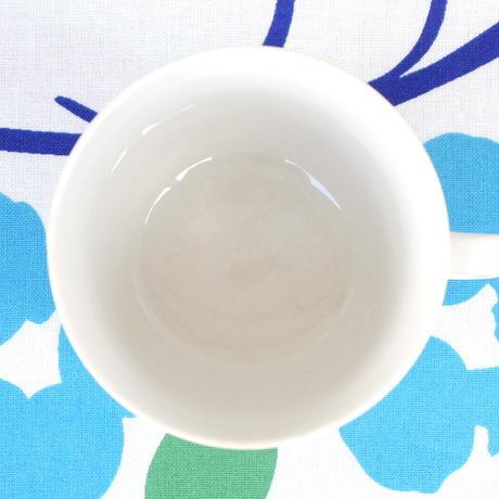 ウプサラ・エクビィ Upsala Ekeby/ゲフレ Gefle 青い実 コーヒーカップ&ソーサー