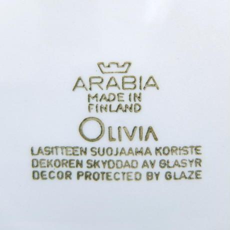 ARABIA アラビア オリビア プレート(M)