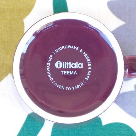 イッタラ Iittala ティーマ マグカップ ダークライラック(廃番)