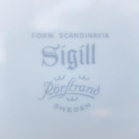 ロールストランド Rorstrand Sigill ティーカップ&ソーサー