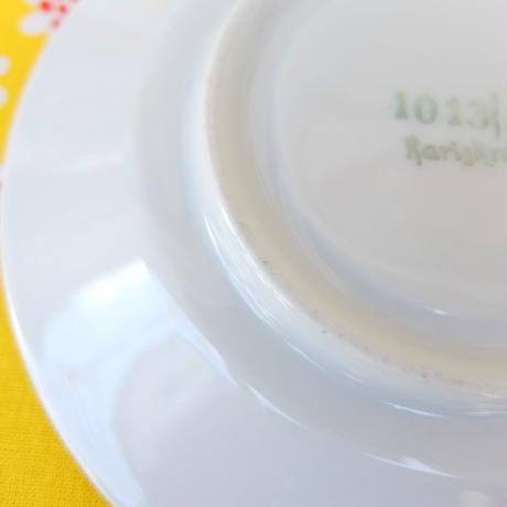 カールスクローナ Karlskrona カップ&ソーサー(イエロー)