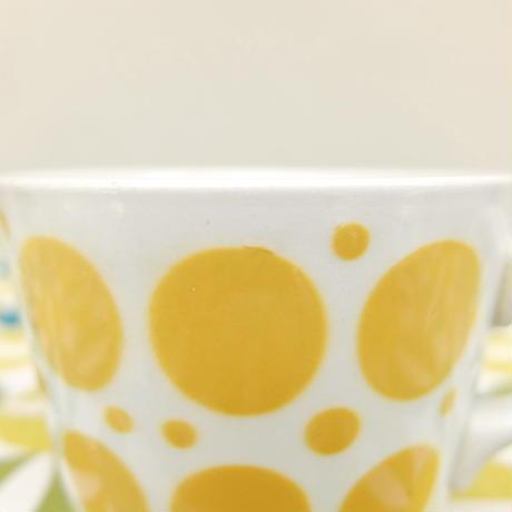 ARABIA アラビア ステンシル コーヒーカップ&ソーサー