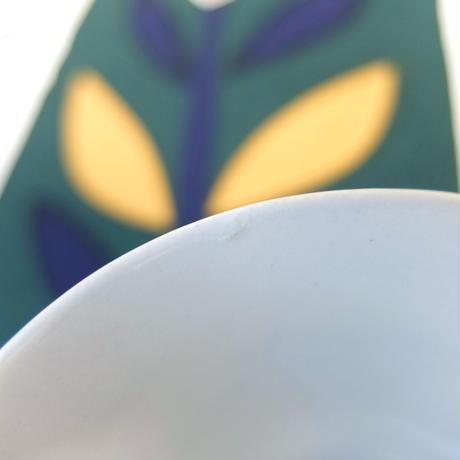 ARABIA アラビア ステンシル コーヒーカップ&ソーサー(幾何学)