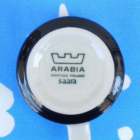 ARABIA アラビア サーラ カップ&ソーサー(小)