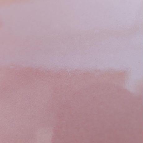 ビング・オー・グレンダール Bing&Grondahl コーディアル・パレット プレート(L)(ピンク)