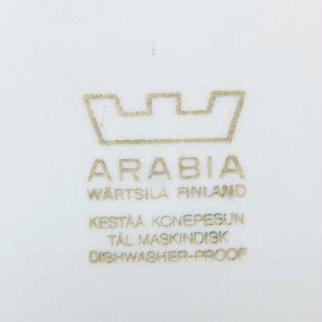 ARABIA アラビア カルタノ プレート(M)