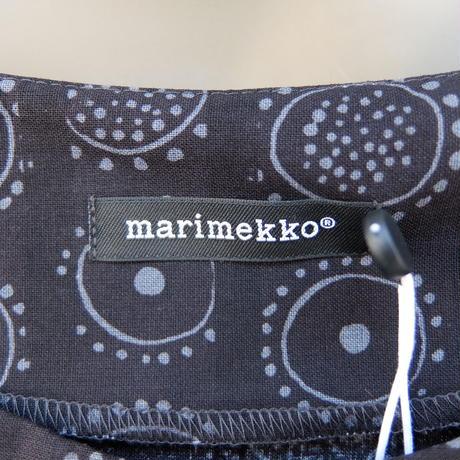 マリメッコ marimekko <Nadja>半袖チュニック