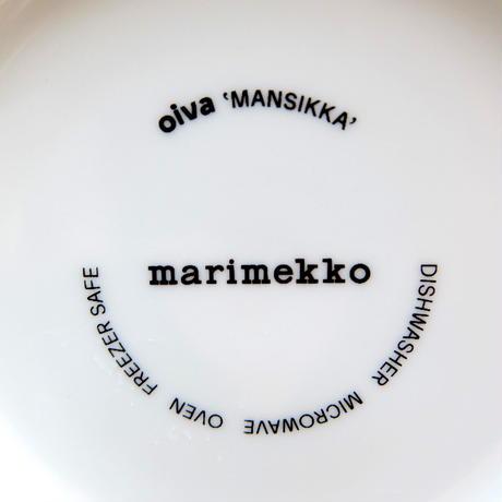 マリメッコ marimekko <Mansikka>ボウル