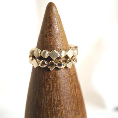 motif ring 1 - gold