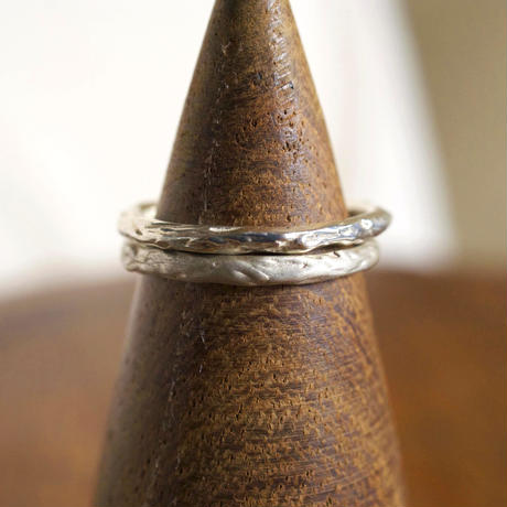 craft line rings 4 - men's silver
