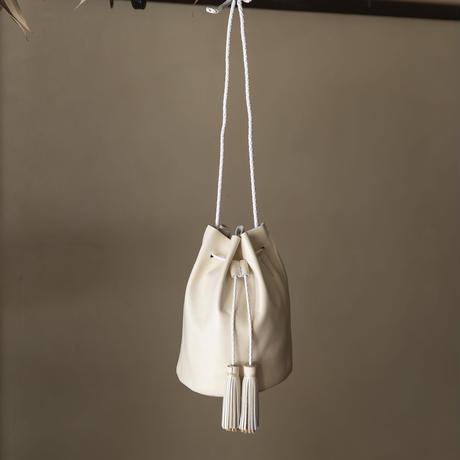 タッセル巾着bag
