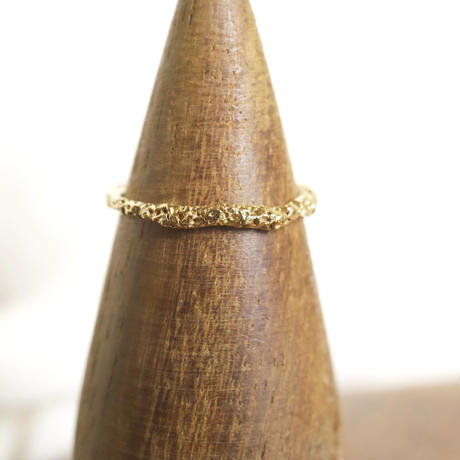 craft line ring 2 - gold