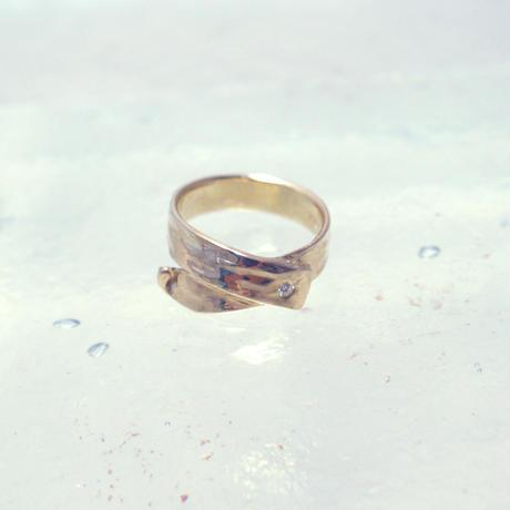 motif ring 4 - gold