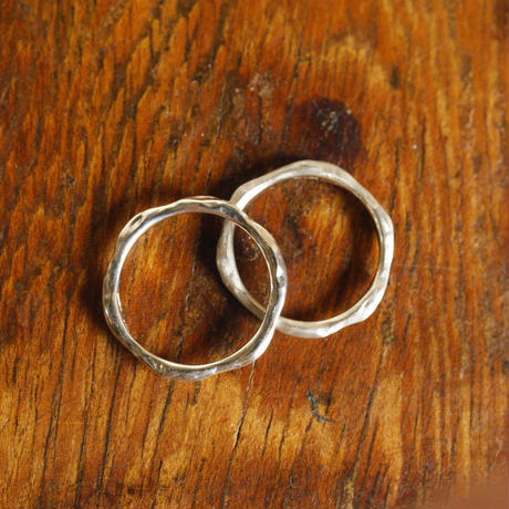 craft line rings 3 - men's silver