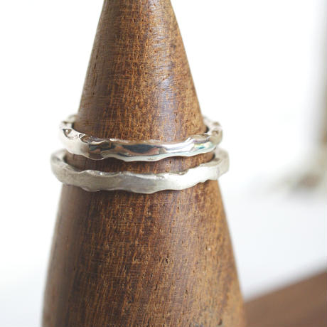 craft line rings 2 - men's silver