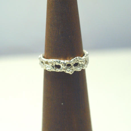 craft line ring 6 silver