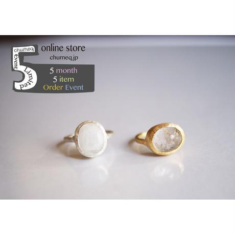 5item Order Evant!  リング/ gold
