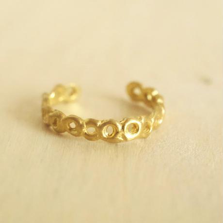 ear cuff 2 - gold