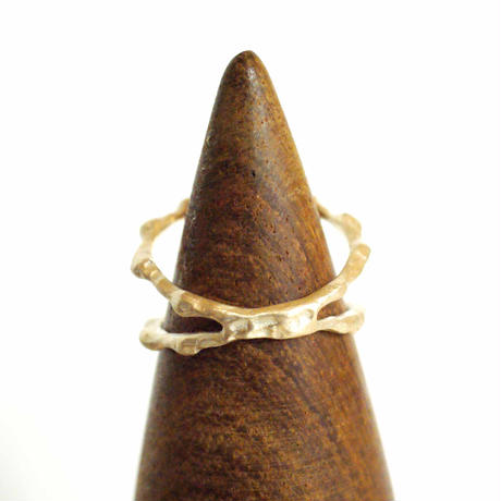 craft line ring 5 - gold
