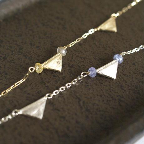 sankaku - silver   (写真 下)