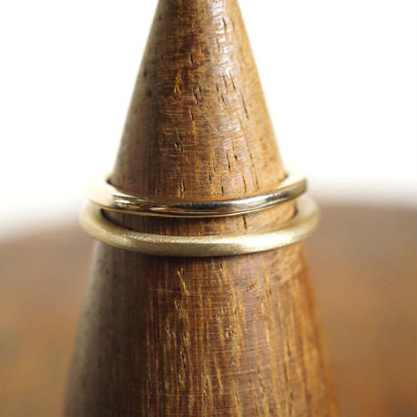 standard ring 2 - gold
