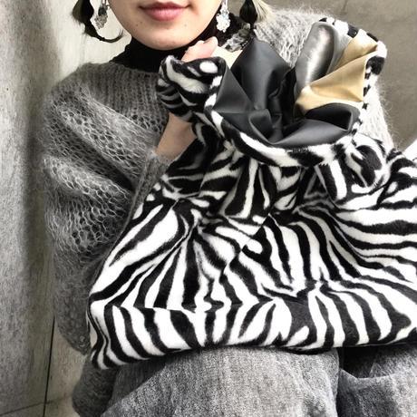 ANIMAL  BAG / ZEBRA🦓