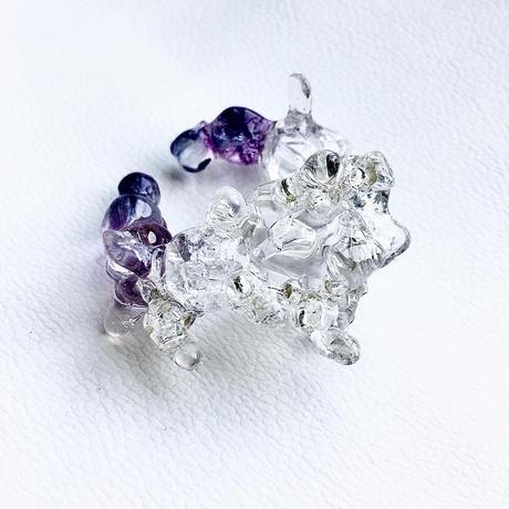 GENSEKI   ring / amethyst(アメジスト )