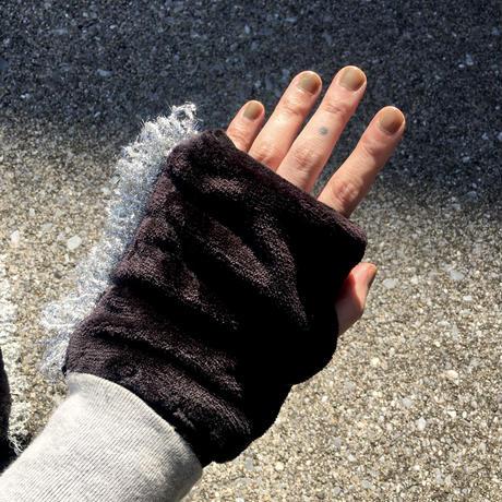 HAND WORMER / SHORT  (フリンジ無)