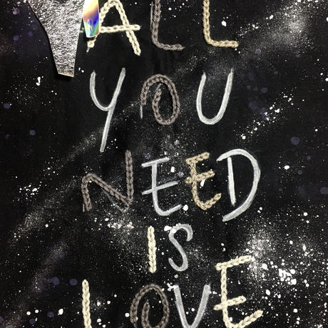 ALL YOU NEED IS LOVE→愛こそ全て