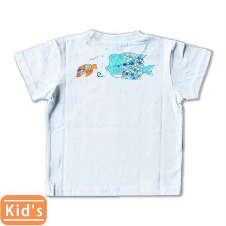 Sea Turtle(シータートル/うみがめ) 子供用:ホワイト