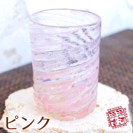 シェルクリア グラス(大) 9色