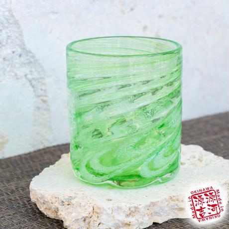 シェルクリア グラス(小) 9色