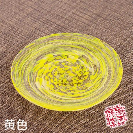 シェルクリア 平皿S 9色